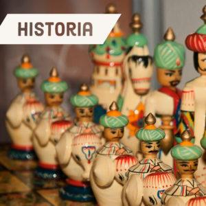 historia origen ajedrez
