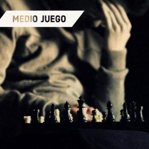 medio juego ajedrez