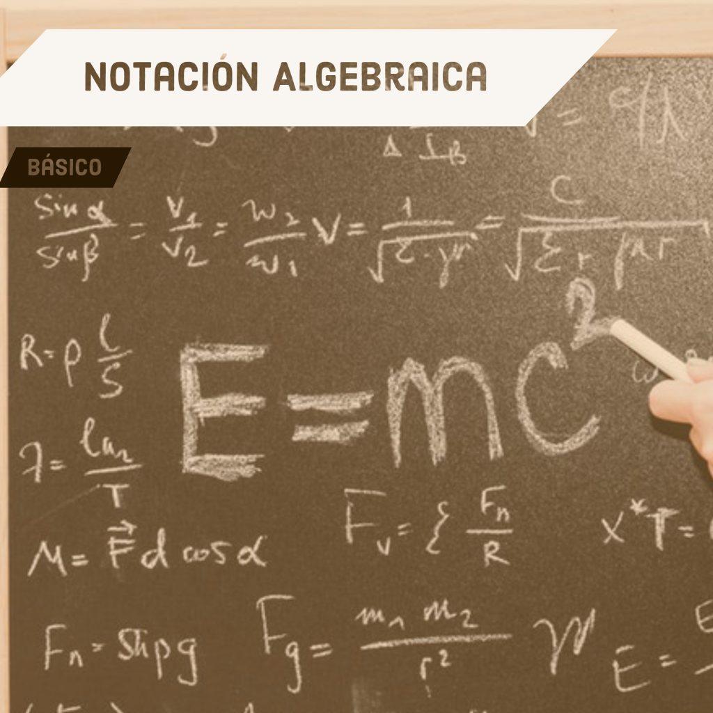 notacion algebraica ajedrez
