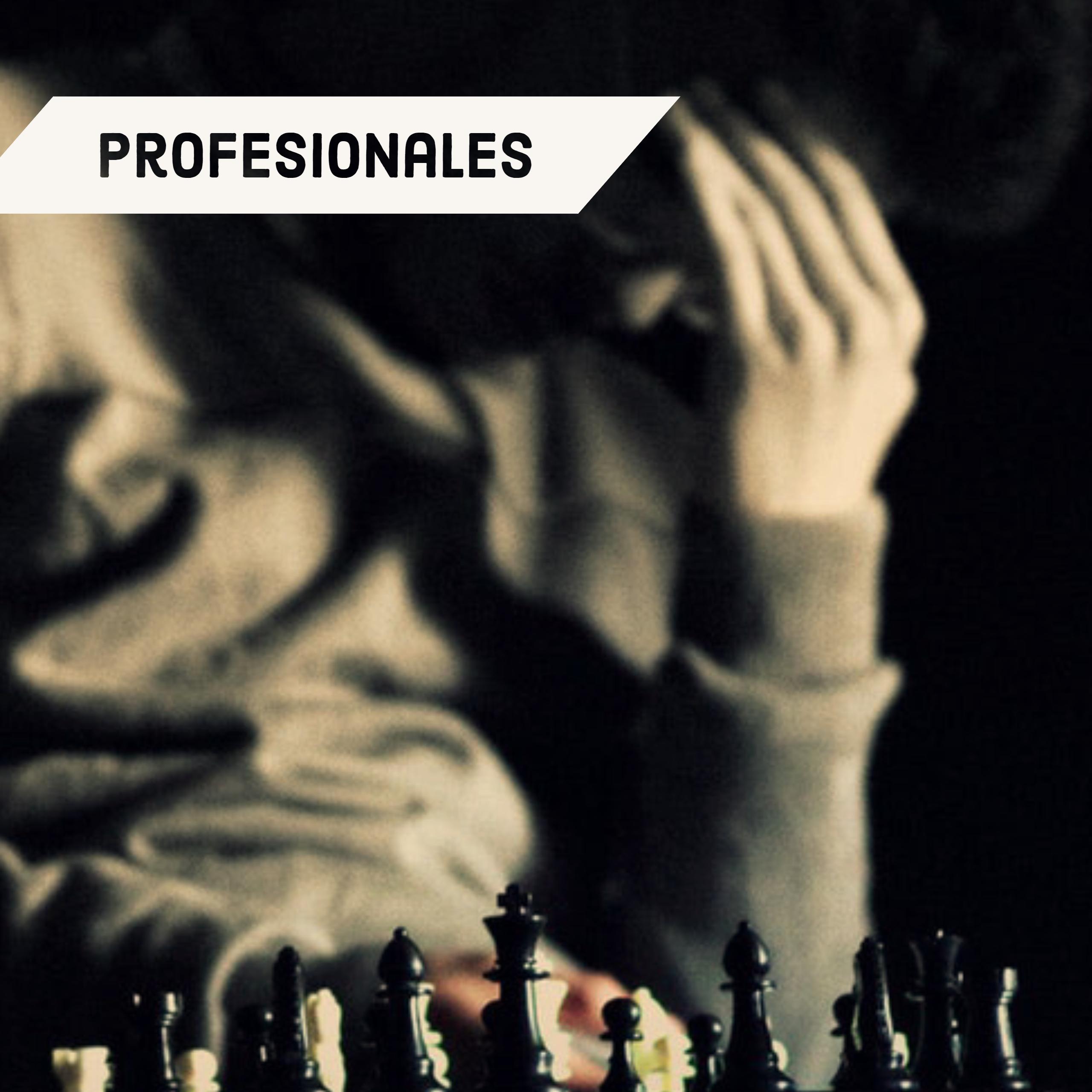 profesionales ajedrez